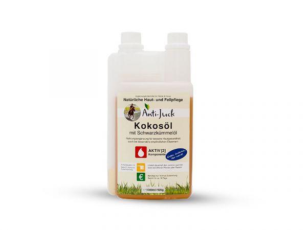 Anti-Juck Kokosöl Aktive (2) Komponente