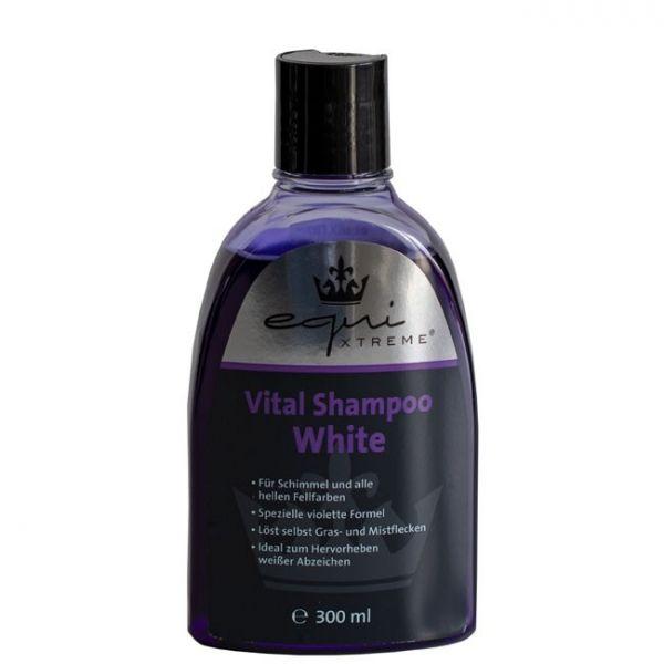 Vital Shampoo White