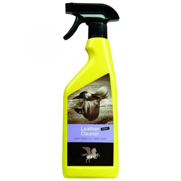 Leather Cleaner - Step1