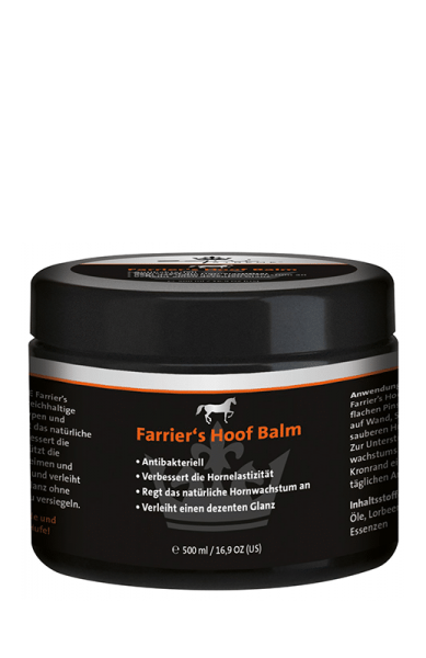 Farrier's Hoof Balm